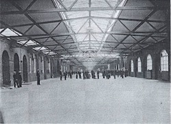 Drill Shed from 1907